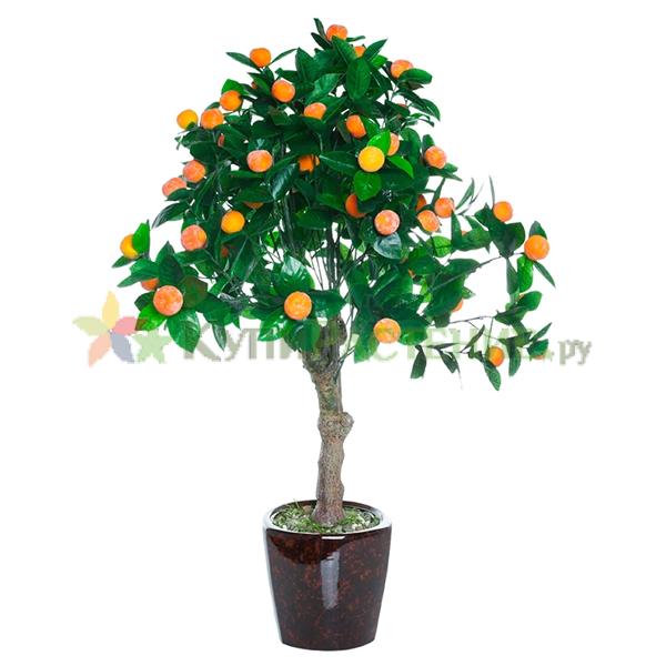 Искусственное дерево цитрусовый кумкват (Fortunella)