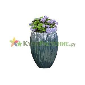 Гортензия в керамическом кашпо (hydrangea)